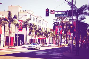 Beverly Hills by Khair-Udin