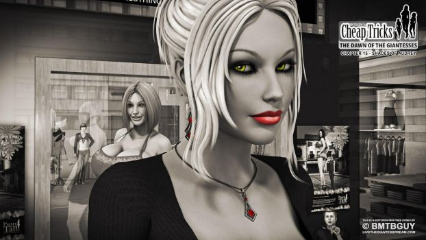 Cheap Tricks III - 15 - Shades of Audrey by bmtbguy