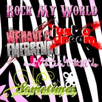 .Pack PNG Rock My World by tearsinmyheart