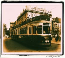 Cracow Old Photos 1 by Yabool