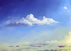 Clouds tutorial by Hangmoon
