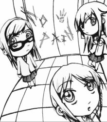 Lineart:Elevator No Chibi by storph