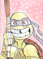 Donatello by SoVeryUnofficial