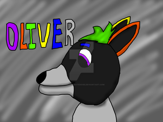 Oliver redraw by JacobThePirateDoge