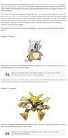 Top 13 Most Disturbing Pokemon