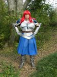 Erza Scarlet Cosplay by Schorchingskys