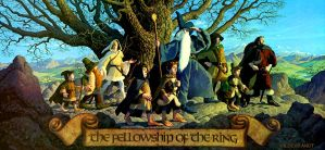 The Fellowship by BrothersHildebrandt