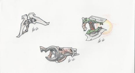 Halo - Brute Weapons 4 by ninboy01