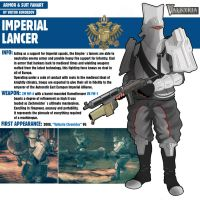 Imperial Lancer Valkyria Chronicles by Pino44io