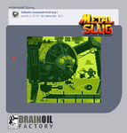 Metal Slug meets the GameBoy by Senior-X
