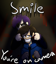 Smile, You're On Camera! by LoveMe2346