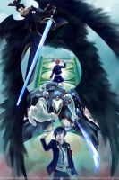 Persona 3 Portable - Entities by Namiz