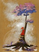 The tree house II by Maese