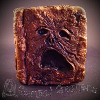 Necronomicon Ex Mortis Trinket Box by Gempai-Creations