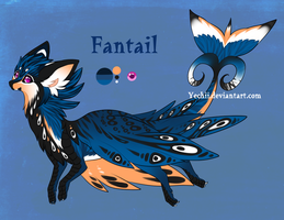 Ceetri- Fantail Adopt CLOSED by Yechii