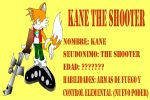 KANE THE SHOOTER by TITOlaARDILLA