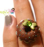 Donut Ring by colourful-blossom