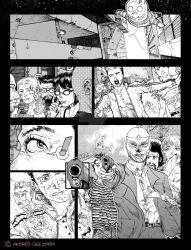 Some kind of MANGA by CRUCASE