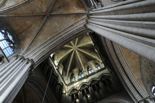 Cathedrale, Amien by Valdkynd