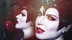 Lana Parrilla x Troy Jensen - The Evil Queen by Panchecco