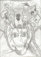 The mind of a mad man. by tozoa