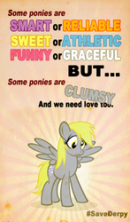 Derpy Poster One by PixelKitties
