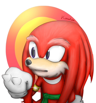 Old Knuckles by Karneolienne