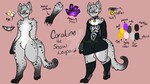 Coraline Reference - Remade! by Herobette