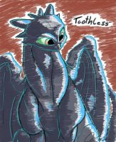 Toothless by caleb157