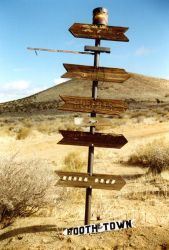 Signpost by commandax