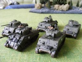 1st Polish Armoured Division by Quenta-Silmarillion