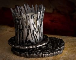 Candle Holder by AvarusMentis