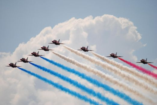 The Red Arrows by Pridalic11