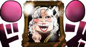 One Piece Chapter 861 spoilers MOTHER CARAMEL PIC by Amanomoon