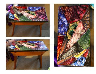 Table Finished by badgersoph