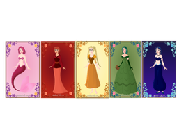 Pretty Cure Princesses by WanderSong