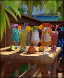 ...its 5 o'clock somewhere by cosmosue