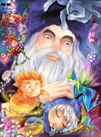 Rise of the Guardians by Kompot-san