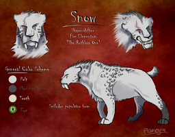 Snow Reference by FlameFatalis