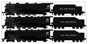 New York Central Mohawk Sprite by Diamond-Jubilee