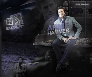 Armie Hammer by monagory