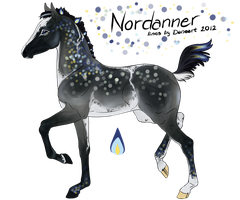 4208 foal design by Ithenis