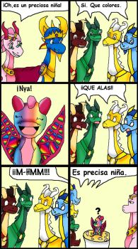 Cuento de Ailiera p3 by Saoswife