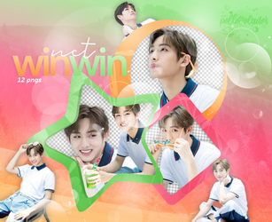Winwin - Summer Vacation {png} by pollovolador