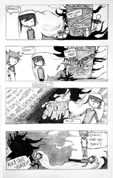 Stuff it in That Unwanted Stress Storage Thingy by TnE-Comics