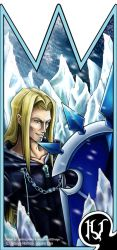Vexen - the Chilly Academic by moogle-O-d00mage