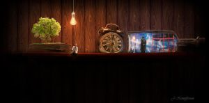 Nothing but time by Jankristoff