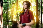 Aerith - Light by SoraPaopu