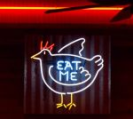 NeonChicken by ecfield