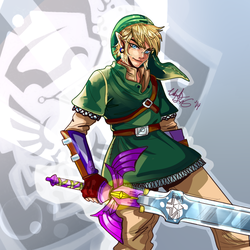 Hero of Time by Sotherin